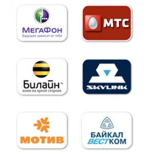 Операторы сотовой связи Кыштовки