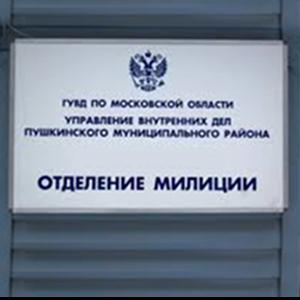 Отделения полиции Кыштовки